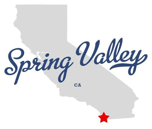 Spring Valley CA, Auto Glass Repair, Windshield